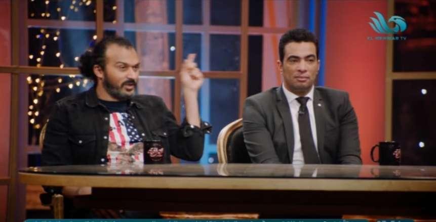 هيما: لا أكره كهربا.. وإبراهيم حسن مضربنيش بالقلم «فيديو»