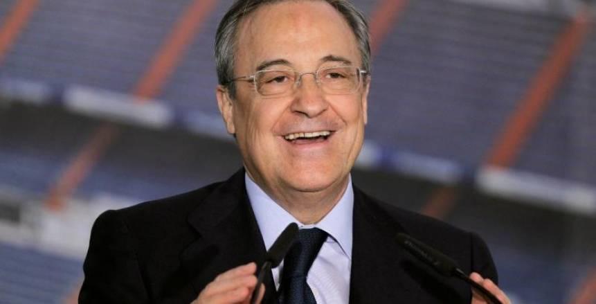 رسميا.. فلورنتينو بيريز رئيسا لريال مدريد حتى 2025
