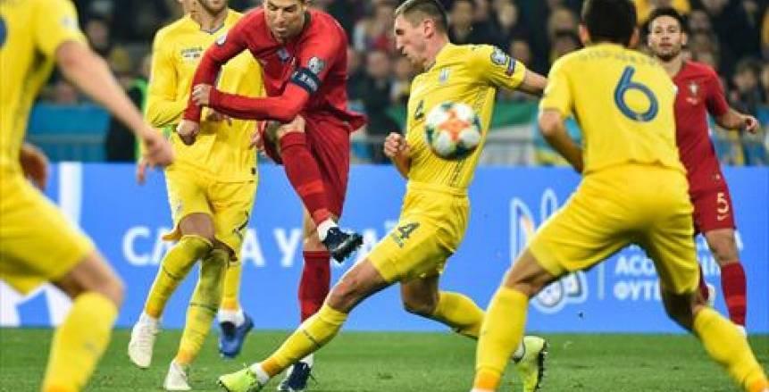 البرتغال وأوكرانيا