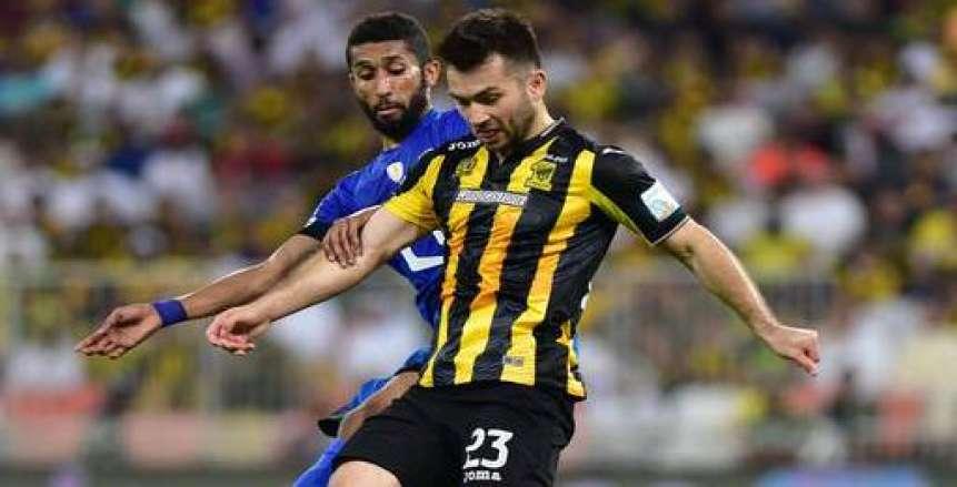 الدوري السعودي| الاتحاد يواصل عروضه السيئة بالخسارة أمام الفيصلي بـ «ثنائية»