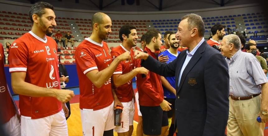 إقامة دوري الأبطال للكرة الطائرة بمصر والفائز يصل لمونديال الأندية