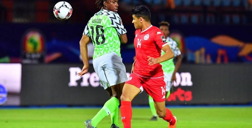 مباراة تحديد المركز الثالث.. نيجيريا تتقدم على تونس بهدف نظيف في الشوط الأول
