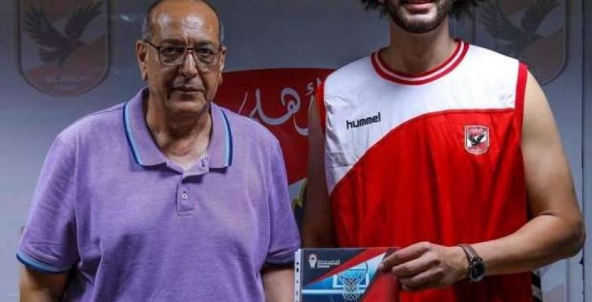 """مدرب """"سلة الأهلي"""": أحمد إسماعيل سيشارك معنا بشكل طبيعي.. والزمالك ليس له الحق في ضمه"""