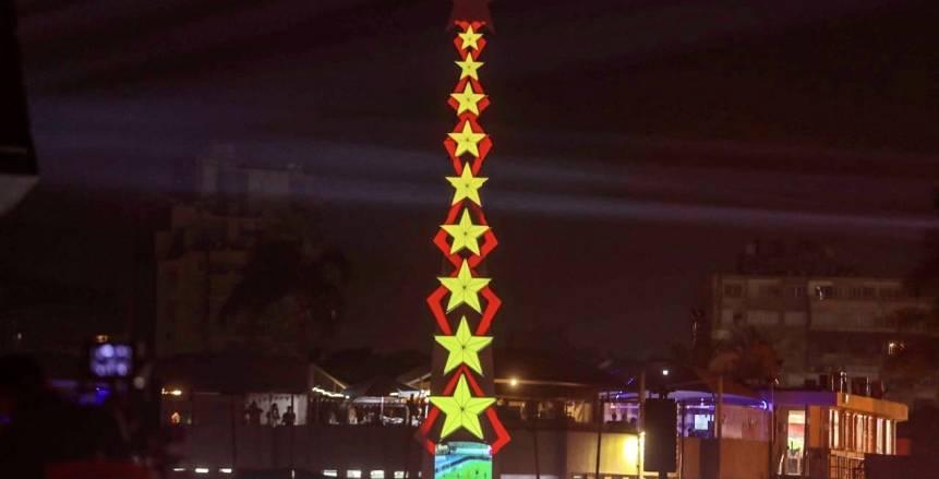 الخطيب: إضاءة البرج الرمزي الساعة العاشرة مساء كل ليلة في الأهلي