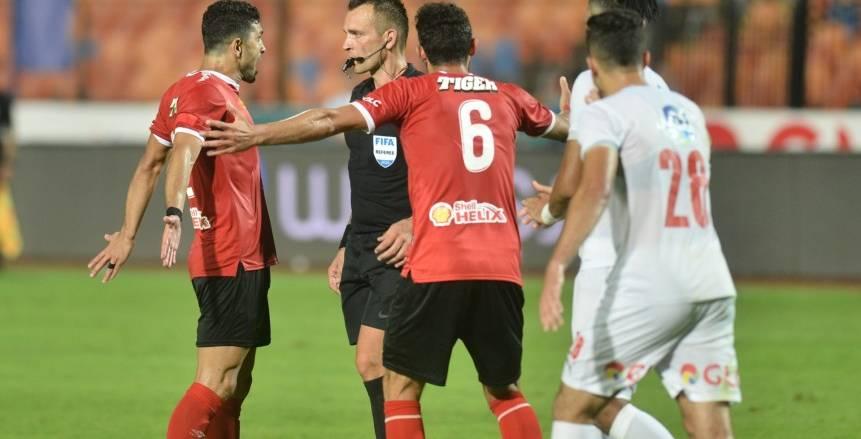 وائل جمعة: الزمالك ليس الفريق المخيف للنادي الأهلي