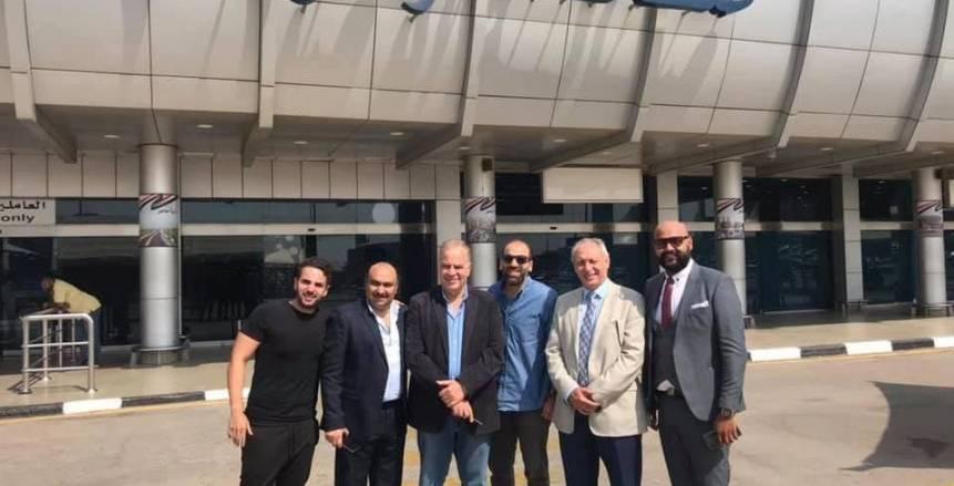 هاني زادة يعود إلى القاهرة بعد عام كامل في سويسرا