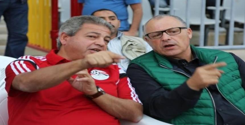 وزير الرياضة تحت قبضة «الجبلاية» في الانتخابات