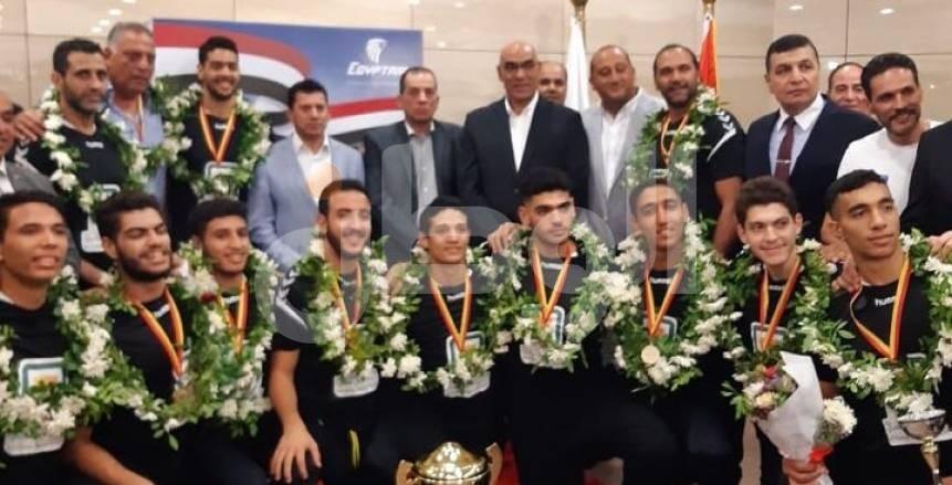 عبده عبدالوهاب: إنجازات اليد نتاج 3 أعوام من التخطيط.. ومونديال 2021 من نصيبنا