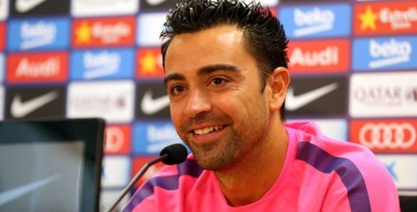 """""""تشافي"""" يرفض تدريب رديف برشلونة"""