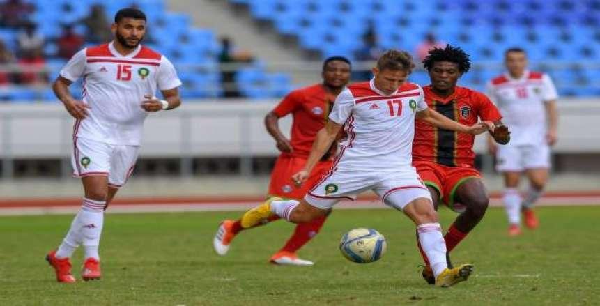 في أول مباراة دولية.. إصابة نجم حسينية أغادير قبل مواجهة الزمالك