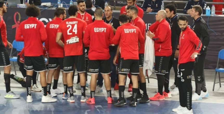 موعد مباراة منتخب مصر لكرة اليد المقبلة في أولمبياد طوكيو 2020