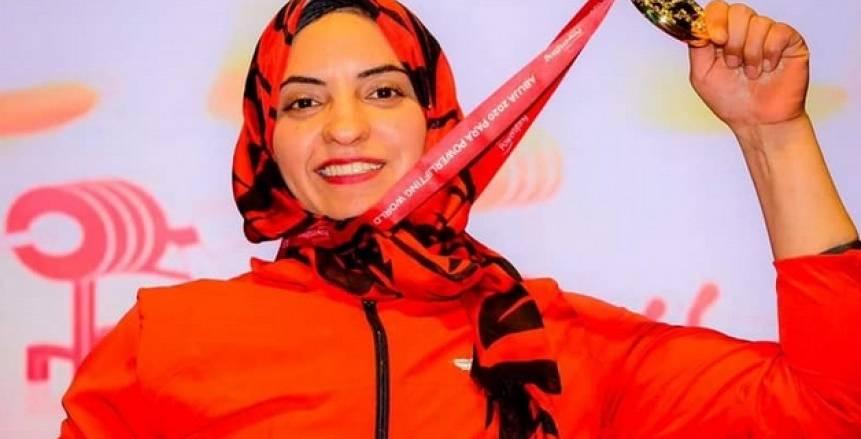ميدالية فضية جديدة لمصر.. رحاب رضوان تتألق في بارالمبياد طوكيو