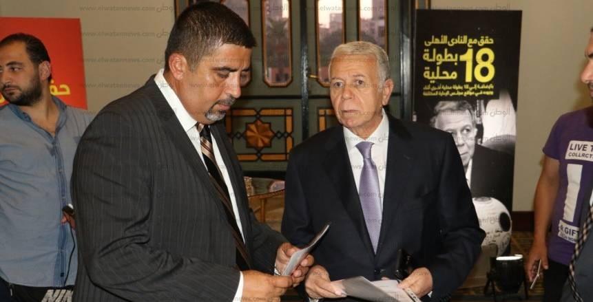 تكريم حسن حمدي