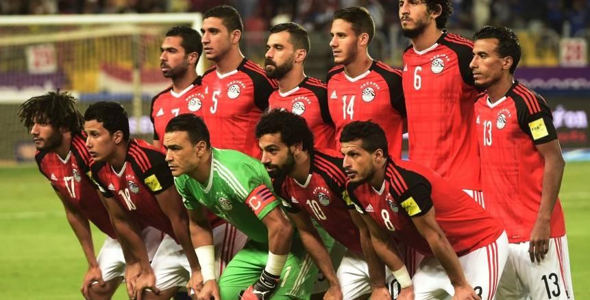 مباراة مصر وأوغندا من تصفيات كأس العالم روسيا 2018