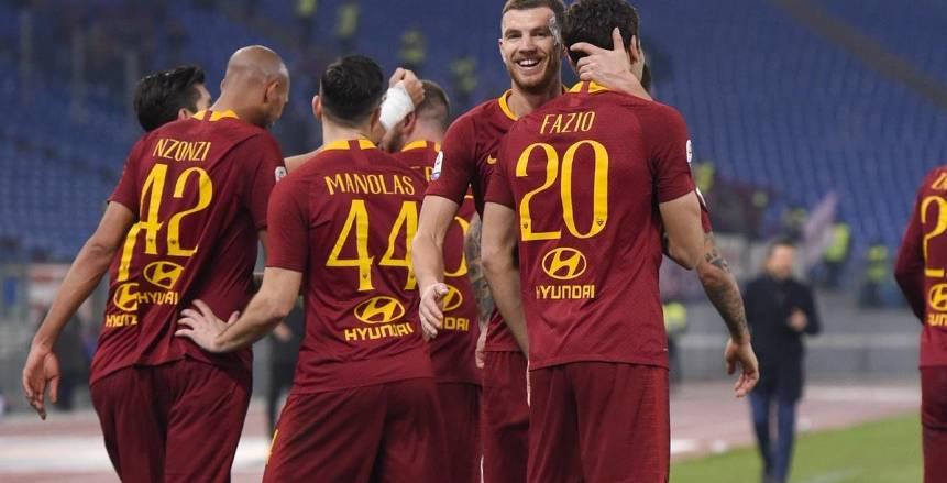 بث مباشر لمباراة روما وفيورنتينا بالدوري الإيطالي