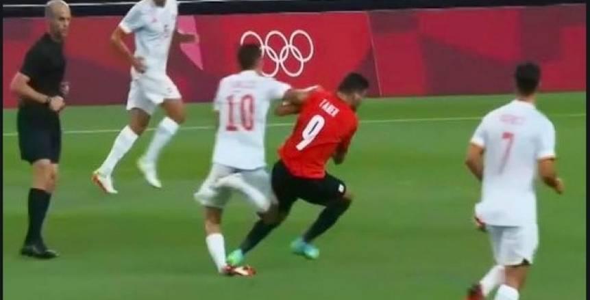 ملحمة مصرية في طوكيو.. المنتخب الأولمبي يتعادل مع إسبانيا سلبيا