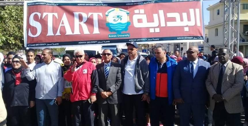 بالصور| بطولة الأفرو العربية المصرية الأولي علي مستوي الجامعات المصرية