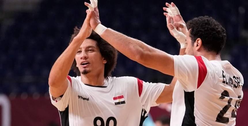 أيمن صلاح بعد انتصار مصر على اليابان في أولمبياد طوكيو: «المشوار طويل»