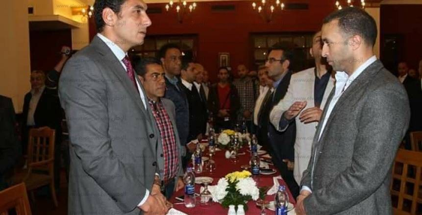 """طارق قنديل: """"الخطيب يفتخر بقناة الأهلي خصوصًا بسبب ظهورها في عهده رفقة حسن حمدي"""""""