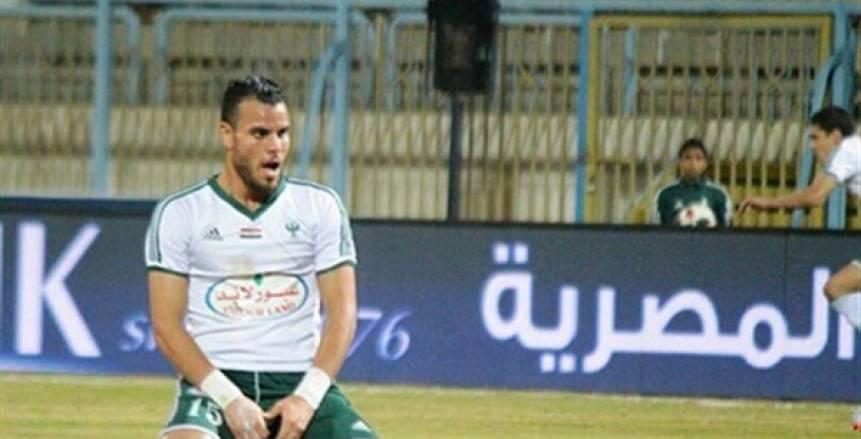 أحمد جمعة يبدأ برنامجه التأهيلي بعد إجراء جراحة الغضروف