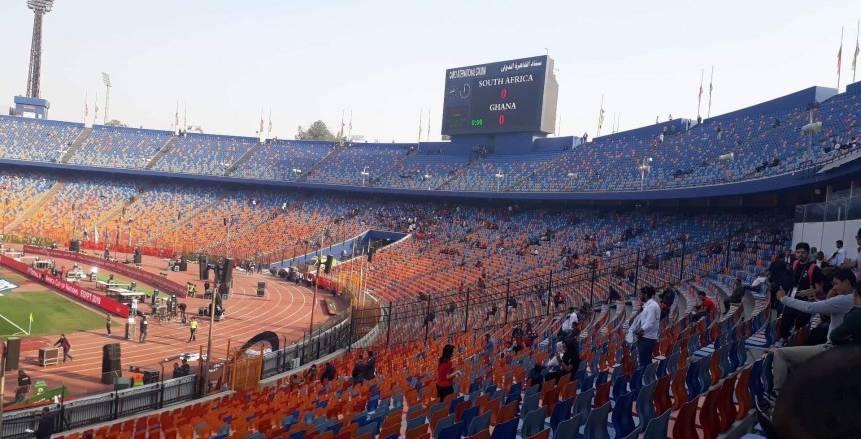 اتحاد الكرة يطلب حضور 30 ألف مشجع في مباراة الجابون