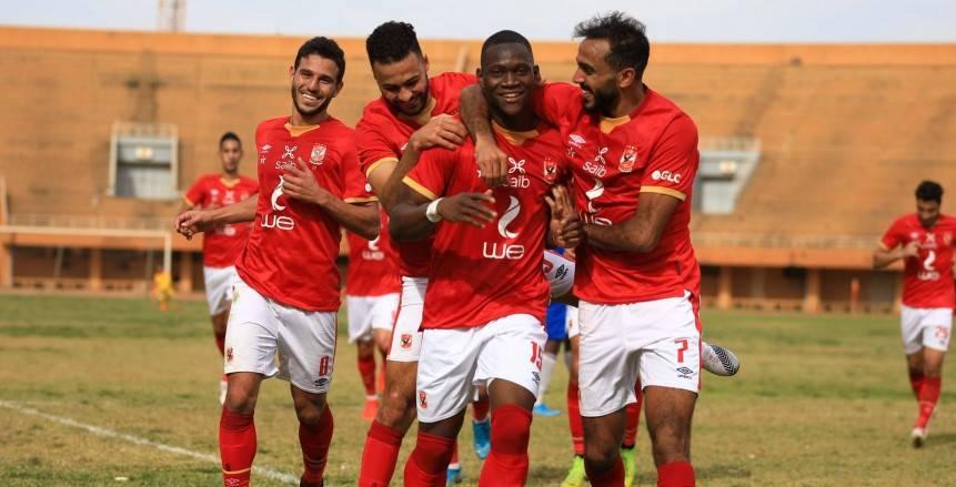 الأهلي يفوز على سونيديب بهدف في دوري أبطال أفريقيا