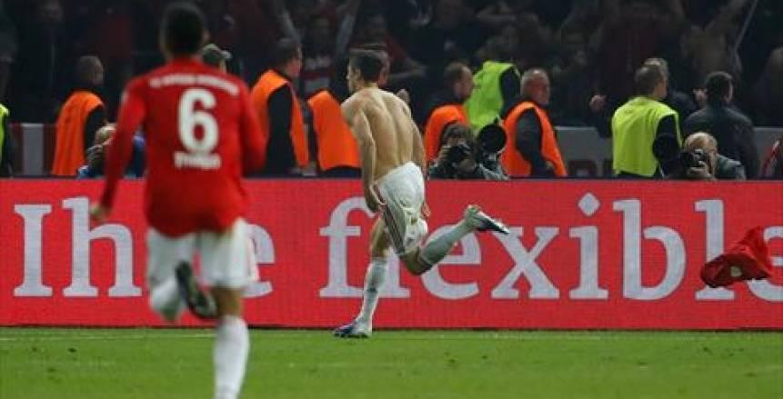بالفيديو| بايرن ميونيخ يفوز على لايبزج بثلاثية ويتوج بكأس ألمانيا