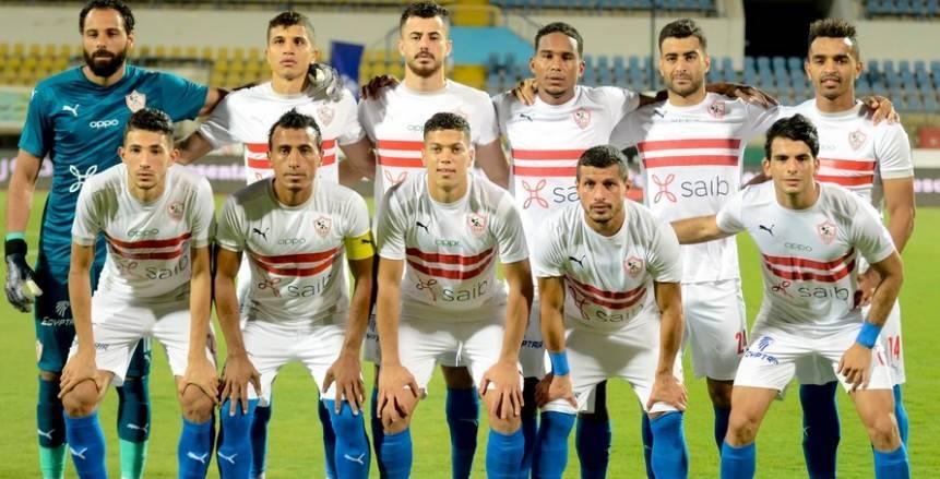ترتيب الدوري المصري 2020-2021 بعد تعادل الأهلي وفوز الزمالك