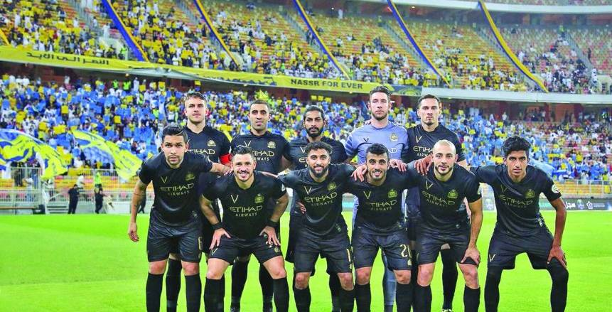 رسميا| للمرة الـ17 في تاريخه.. النصر يحصد لقب الدوري السعودي بعد قهر الباطن