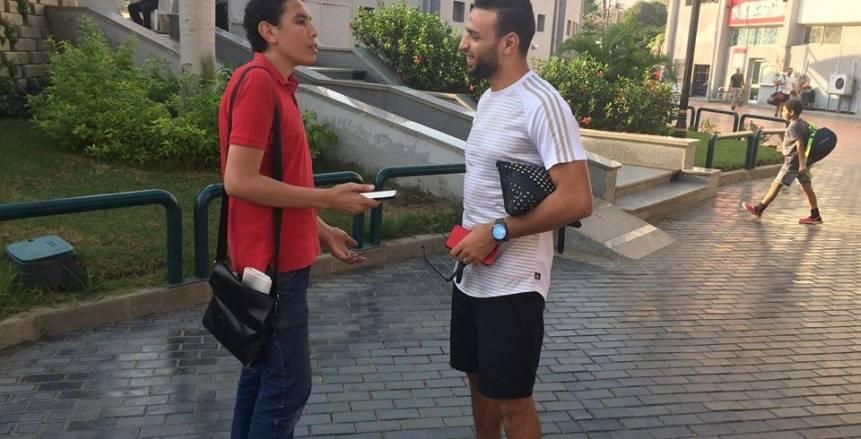حوار| ميدو جابر: اللعب للأهلي جزء بسيط من أحلامي.. وحسام البدري «جمدني» دون سبب