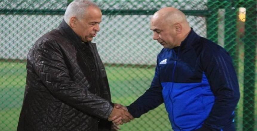 فرج عامر: حسام حسن لن يرحل عن سموحة.. وقدمنا شكوى لاسترداد أموال باسم مرسي