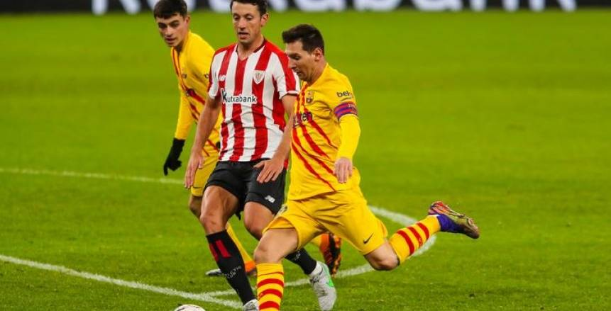 موعد مباراة برشلونة وريال سوسيداد والقنوات الناقلة والتشكيل المتوقع
