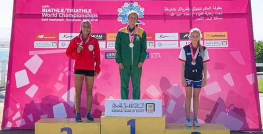 أريج سرحان: أحلم بـ «ميدالية» في أولمبياد السنغال 2022