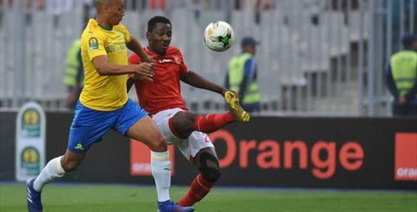 قناة مفتوحة تنقل مباراة الأهلي ضد صن داونز في دوري أبطال أفريقيا