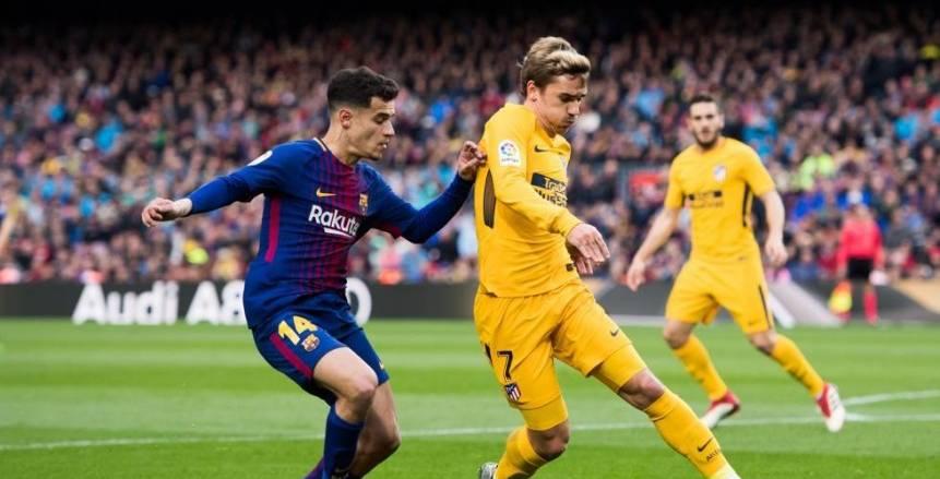ليكيب تكشف قيمة عقد جريزمان مع برشلونة