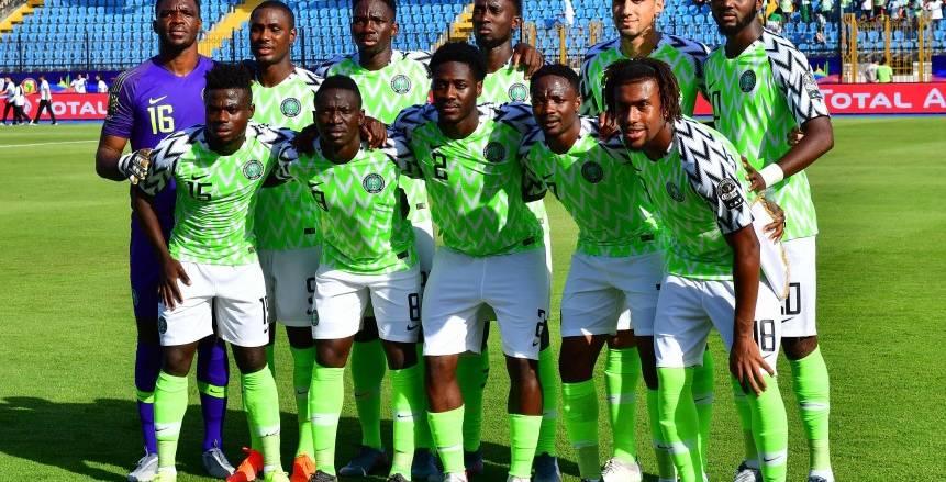 كأس الأمم الأفريقية  نيجيريا أول المتأهلين لدور الـ16 بعد الفوز علي غينيا