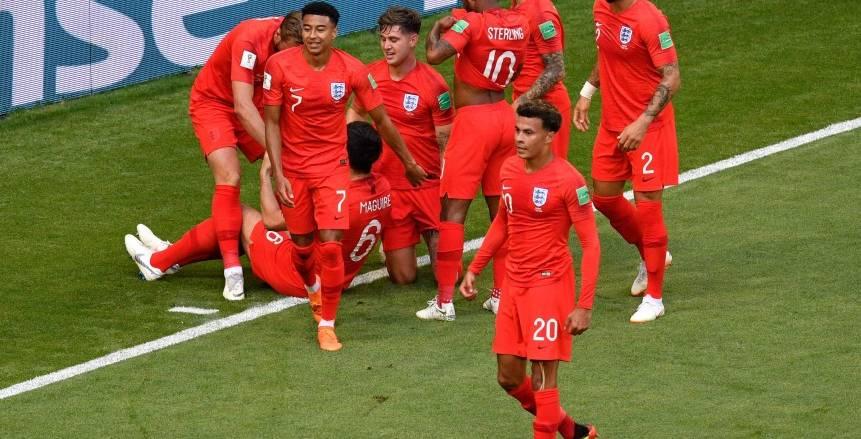 بالفيديو| إنجلترا تتقدم على كرواتيا بالهدف الأول مبكرا