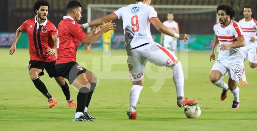 """""""بطلوع الروح"""".. الزمالك يتأهل لنصف نهائي كأس مصر قبل مواجهة الأهلي"""