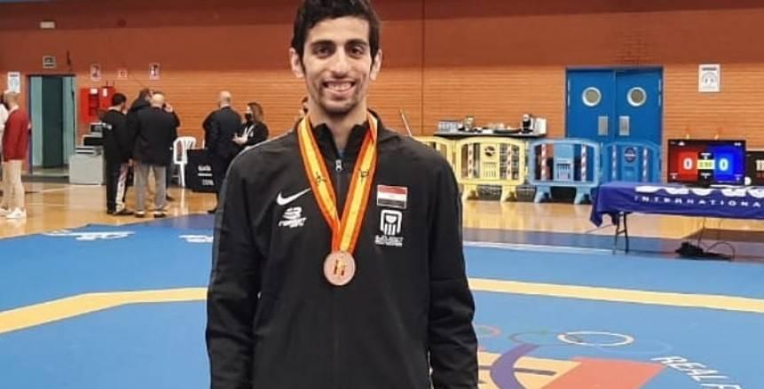 المصري عبدالرحمن وائل يتأهل لربع نهائي منافسات التايكوندو بالأولمبياد