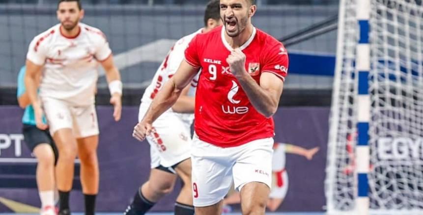 الأهلي يعير إسلام حسن إلى السالمية الكويتي في بطولة آسيا لكرة اليد