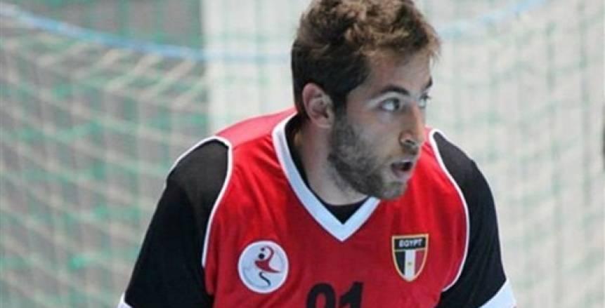 محمد سند يحصد لقب أسرع تصويبة ببطولة العالم لكرة اليد «فيديو»
