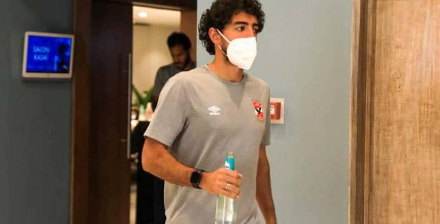 الإصابة تحرم الأهلي من محمد هاني في كأس مصر