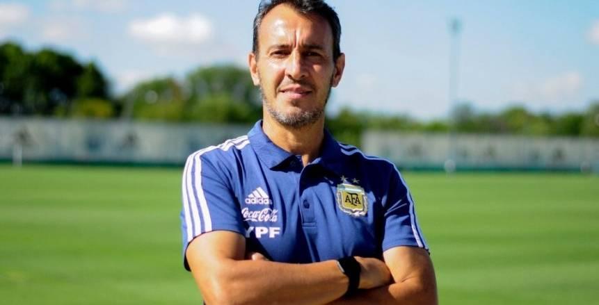 مدرب منتخب الأرجنتين الأولمبي:أروابارينا صديقي ولن أساله عن رمضان صبحي