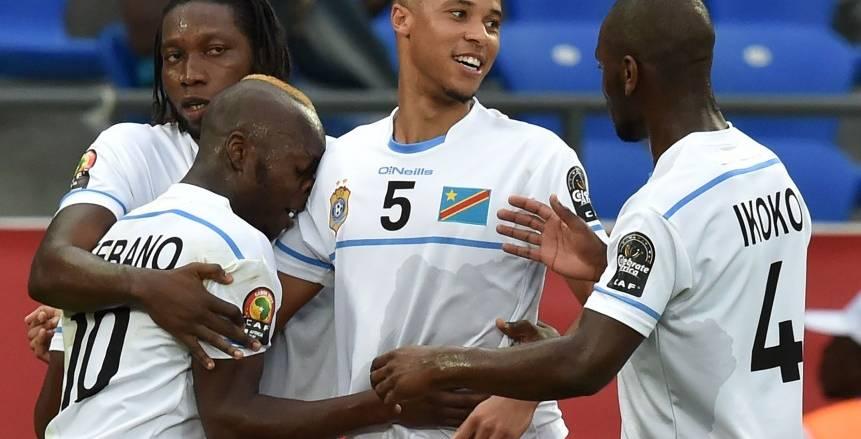 مباراة كوت ديفوار والكونغو الديموقراطية في كأس الأمم الإفريقية 2017