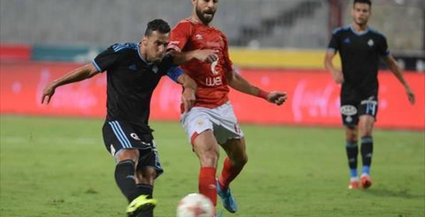 الأهلي يصطدم ببيراميدز في الأسبوع الـ 16 من الدوري المصري
