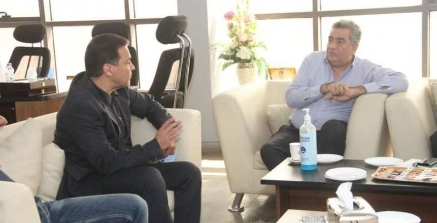 اتحاد الكرة يناقش مع حسام البدري ترتيبات معسكر مارس