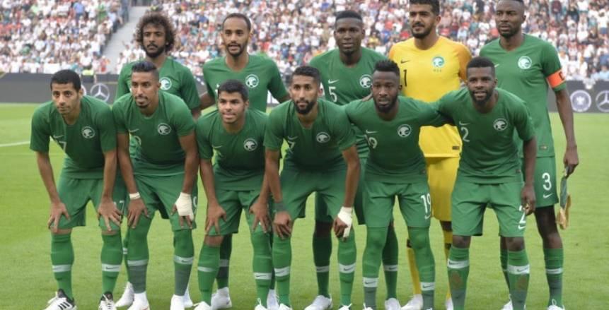 التشكيل الرسمي للسعودية أمام الإمارات
