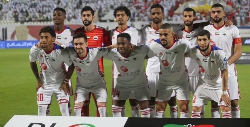 الشارقة بطلًا للدوري الإماراتي للمرة السادسة في تاريخه بعد غياب 23 عامًا