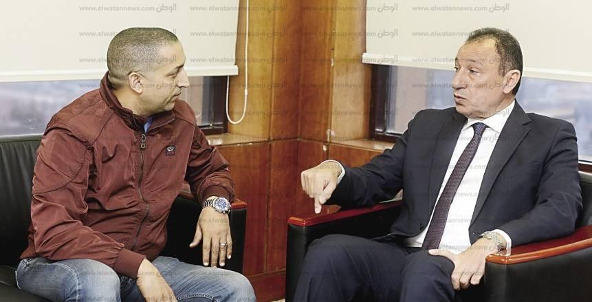 حوار| محمود الخطيب: سنعود أبطالاً لأفريقيا وننهى أزمات تغيير المدربين ونمتلك حلولاً لمشاكل كرة القدم