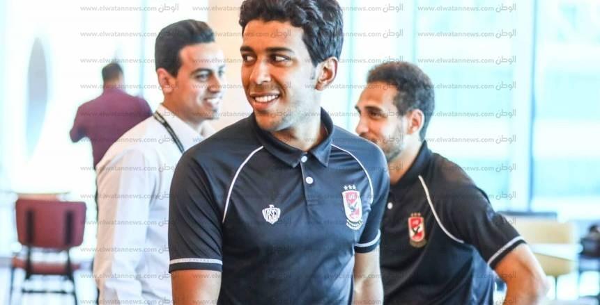 أحمد حمودي بعد الرحيل عن الأهلي: رفضت عروضًا كثيرة حبًا في بيراميدز